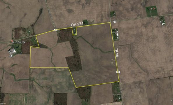 263.412 Acres on SR 274