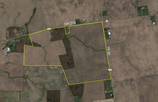 263.412 Acres on SR 274