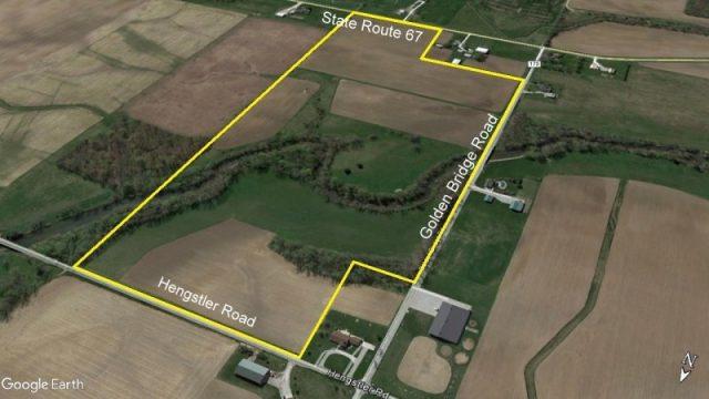 70.352 Acres m/l Hengstler Road