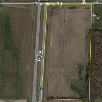 21.278 acres on Southland Rd