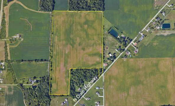 54.02 acres on N Dixie Highway