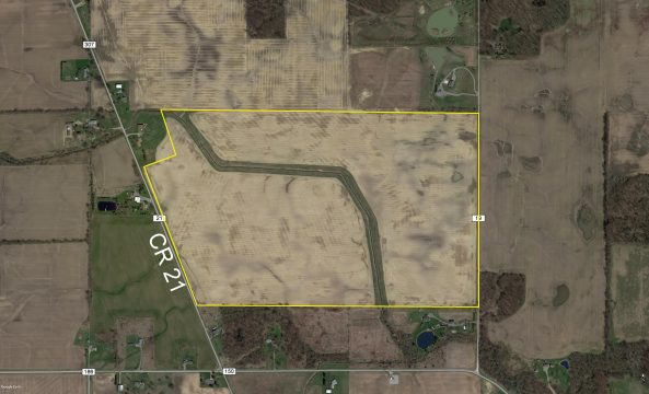 148 Acres on CR 21