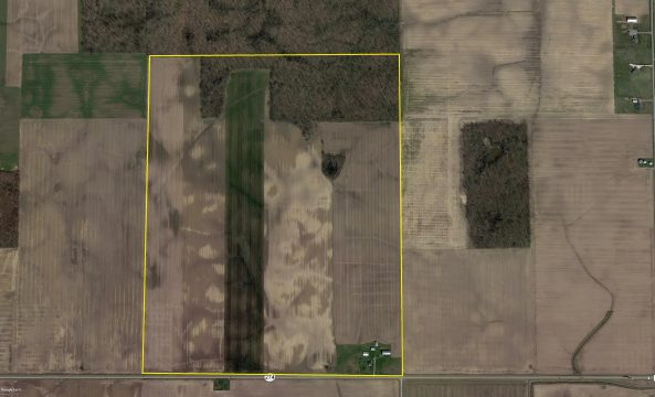 200+ Acre Logan County Farm