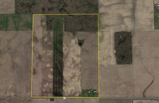 200+ Acre Logan County Farm