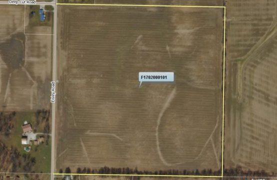 40 Acre Auglaize County Farm
