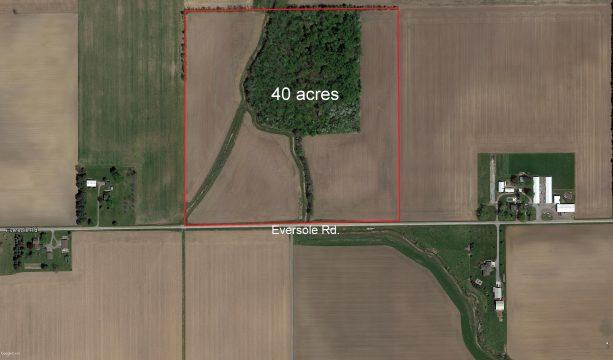 40 Acres, Monroe Twp. Allen County