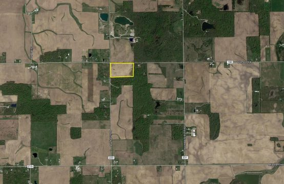 20 Acres – Boundry Road – Union Twp.