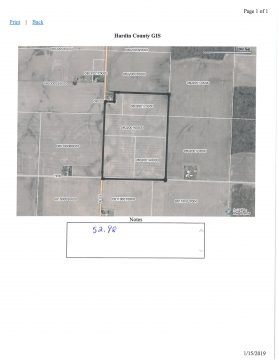 52.98 Acres – Kenton OH