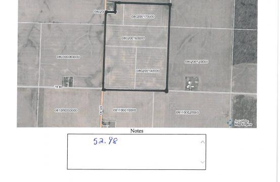 52.98 Acres &#8211&#x3B; Kenton OH