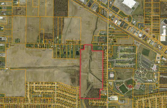 60.35 Acres &#8211&#x3B; N. Eastown Rd., Elida OH