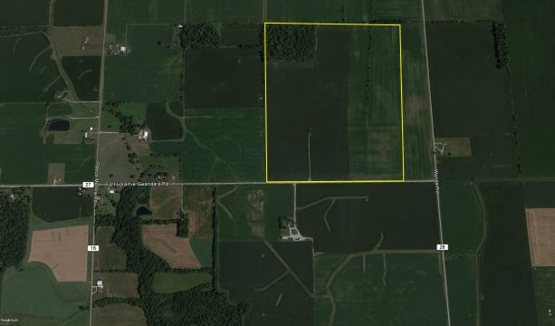 129 Acres – Shelby County, OH