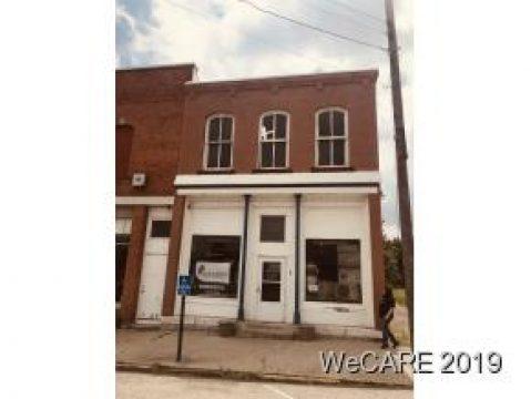 109 Main St.  Belle Center, OH 43310