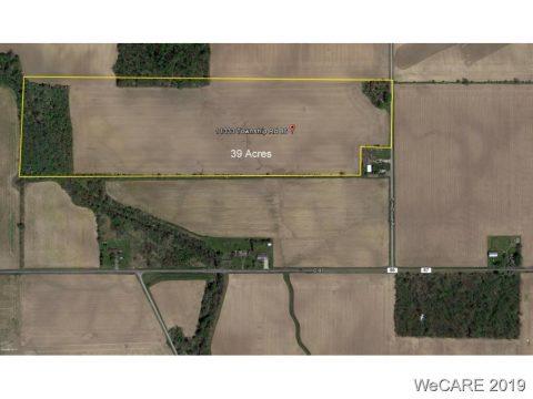 39 Acres – Logan County, OH