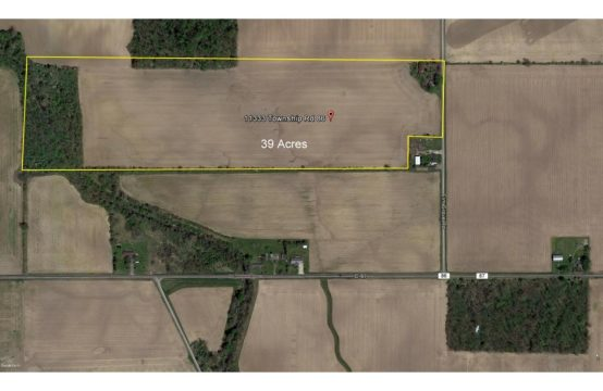 39 Acres – Logan County, OH