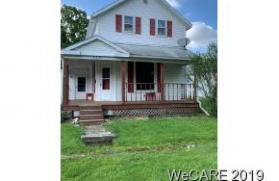423 E. North St. Kenton, OH 43326