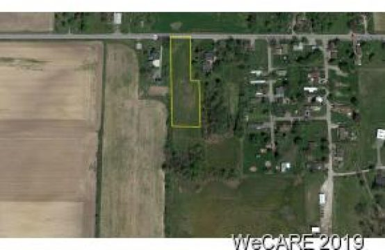 Building lot – Waynesfield, OH