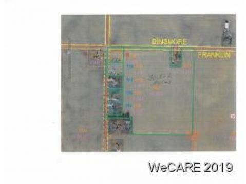 33 +/- Acres – Anna OH, Shelby County