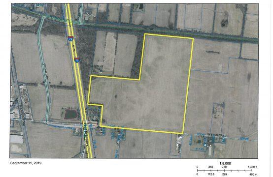 112.387 farm ground – Miami County, OH