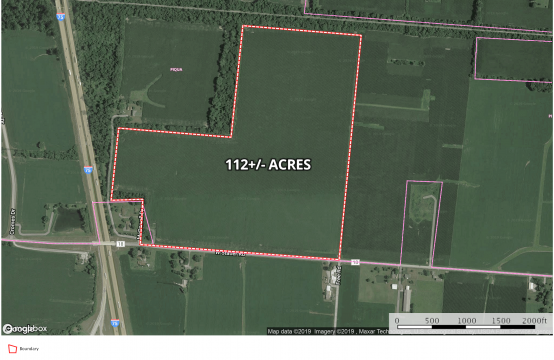112.387 farm ground – Miami County, OH