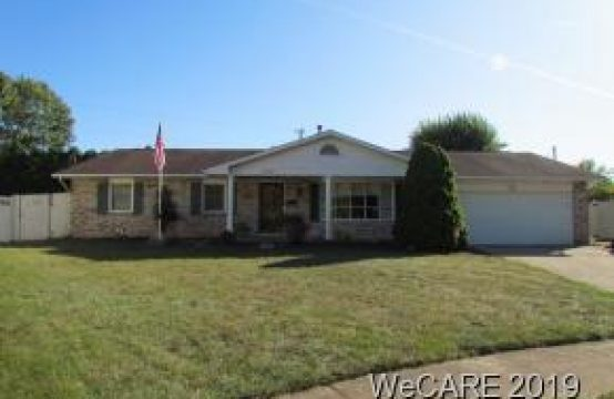 1335 Shroyer Place, Sidney, OH