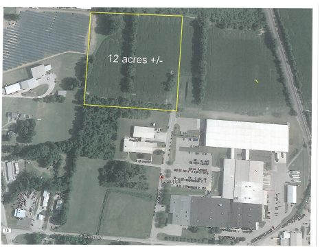 COMMERCIAL/INDUSTRIAL LAND – PIQUA OH