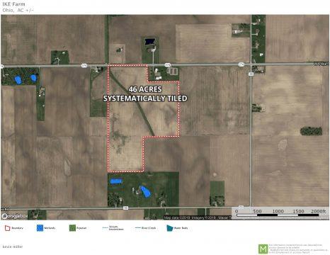 46 Acres Farm Ground – Shelby County