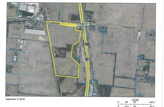 COMMERCIAL VACANT LAND – PIQUA, OH