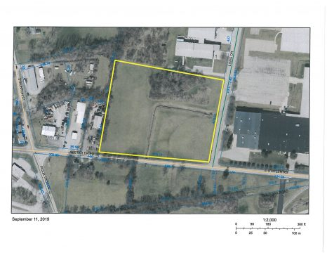 COMMERCIAL/INDUSTRIAL VACANT GROUND – PIQUA, OH
