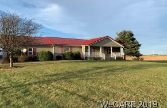 22273 County Road 240  Mt. Victory, OH