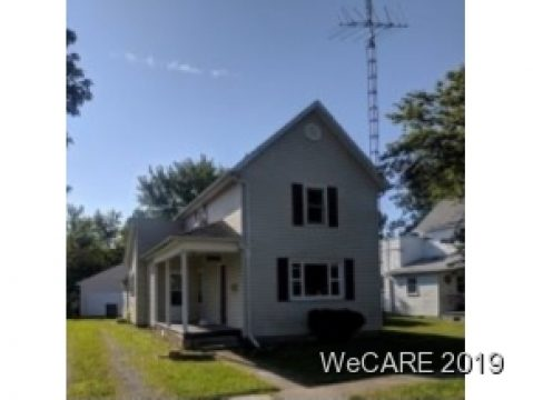 319 S. Pearl St., Spencerville, OH