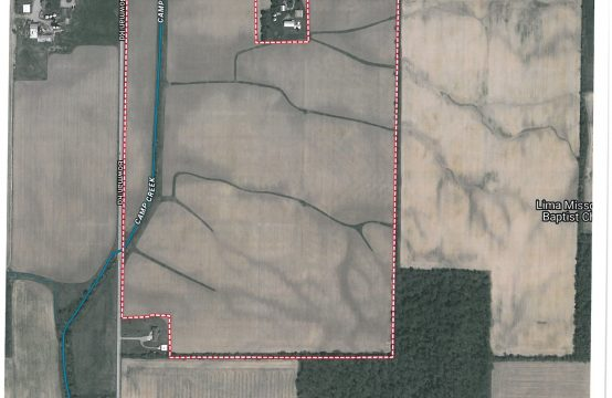 111+/- Acres- Perry Twp., Allen County OH