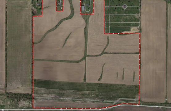 129 +/- Acre Hardin County Farm