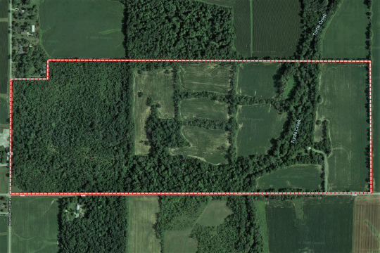 128 Acre Shelby County -Hussey Farm