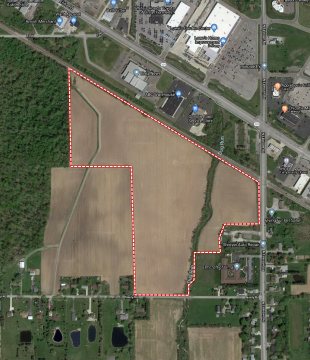 48+/- Acres of Prime Manufacturing or Farm Land