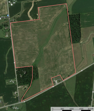 151+/- Acre Hardin County Farm!