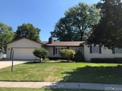 1766 Chandler Dr. Lima, OH 45807