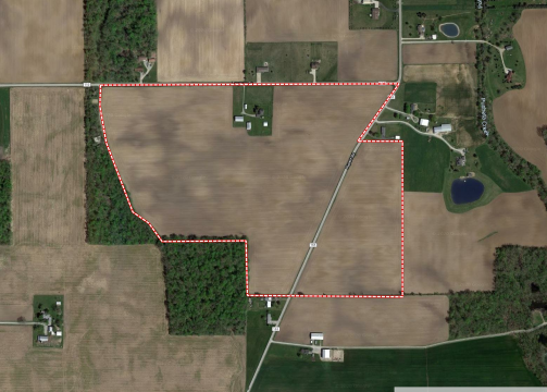 82 Acre Auglaize County Farm