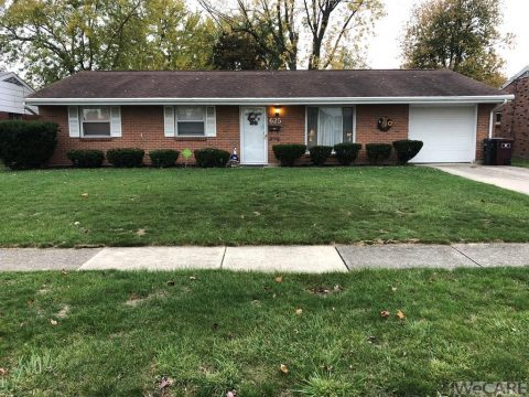 625 Westbrook Dr Lima, OH 45801