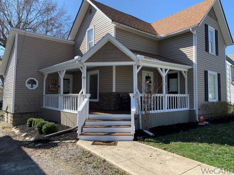 283 N Main St West Mansfield, OH 43358